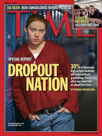 Time Magazine - Dropout Nation